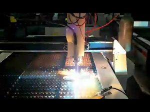 پلاسما برش پلاسما برش ورق فولاد کم هزینه دستگاه برش پلاسما کوچک