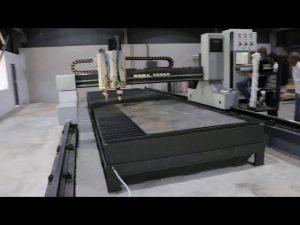 vélar sannur gat CNC plasma klippa vél Kína