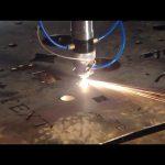 e bërë në sigurinë e tregtisë në Kinë prerëse çmimesh të lirë portative cnc makinë prerëse plazma për hekur metalik çeliku inox