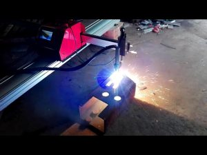 manufacturer cheap portable cnc plasmaflame cutter , plasma cutting nozzle and electrode