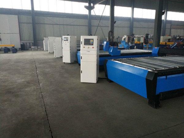 makinë prerëse plazmatike e lirë cnc metalike Kina 1325 makinë prerëse plazma CNC