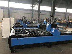 metal que procesa la pequeña cortadora del plasma del CNC con alta precisión
