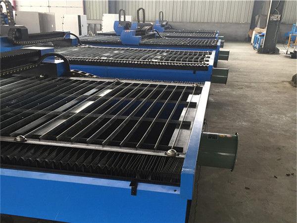 metaal- en metallurgie-masjinerie G-kode plasma CNC-snymasjien