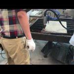 mini přenosný cnc plazmový řezací stroj cnc plazmový řezač