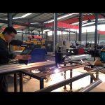 Machine de découpe plasma CNC en porte-à-faux portable