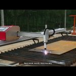 small cnc plasma cut machine with ARC pressure controller, plasma cutter