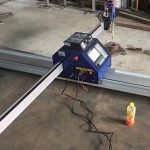 small cnc plasma flame cutting machine