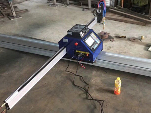 small cnc plate plasma cutting machine 1530 Portable CNC Metal PlasmaFlame sheet metal Cutting Machine Cutter for Sale