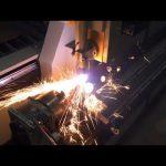 nerūsējošā tērauda oglekļa cnc plazmas griešanas mašīna RB 1530