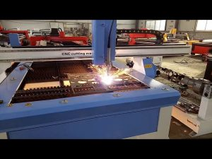 steel 1325 steady performance cnc plasma cutting machine