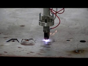 thin and thick plate cnc plasma cutting machine