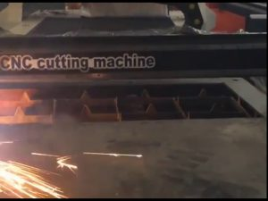 trade assurance cheap price portable cutter cnc plasma cutting machine for stainless steel matel iro